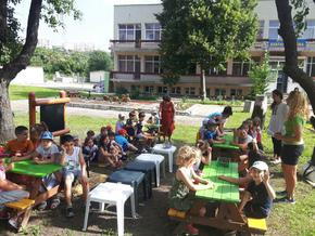 Близо 1000 деца участваха в уроци по горска педагогика, заниманията продължават и през ваканцията