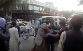 Голям брой цивилни са убити от бомба пред джамия в Кабул