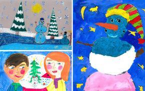 Община Шумен обяви конкурс за детска рисунка, най-добрите стават Коледни картички