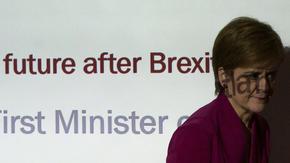 Премиерът на Шотландия пак заговори за референдум за независимост