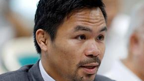 Боксьорът Мани Пакиао е номиниран за президент на Филипините