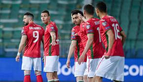 Футболните национали гостуват на Северна Ирландия в третата си квалификация