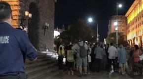 """71-а вечер на протести: В София """"Оставка"""" заради майките, Пловдив на шествие"""