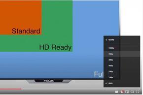 720p вече не е HD, реши YouTube