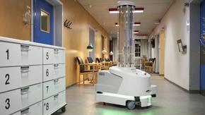 ЕС купува роботи за дезинфекция на 8 български болници