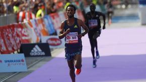 Сантиметър разлика: Победителят в маратона във Виена беше дисквалифициран