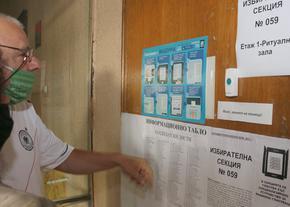 Близо 12% гласуваха до 11,00 часа в Шуменско