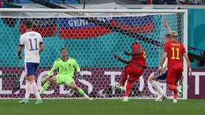 Белгия наказа груби грешки на Русия и започна ударно на Евро 2020