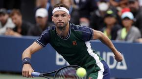 Григор Димитров се отказа във втория кръг на US Open