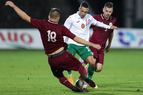 Младежките национали съхраниха шансове за Евро 2021