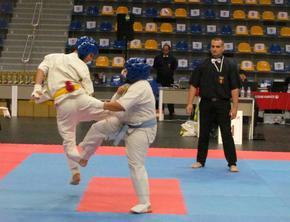 """38 медала спечелиха шуменци от националното първенство по карате киокушин и турнира """"Мадарски конник"""""""