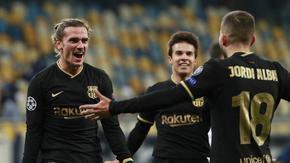 """Без Меси """"Барселона"""" постигна разгром в Киев, """"Ювентус"""" се измъкна в края"""