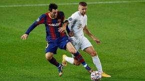 Лионел Меси изравни рекорд на Райън Гигс в Шампионската лига