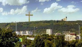 Обсъдиха монтирането на светещ кръст на Шуменското плато