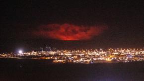 Вулкан изригна до столицата на Исландия след 6000 години пауза