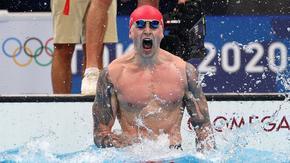 Неудържимият Пийти продължи хегемонията си в плуването