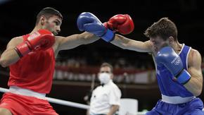 Даниел Асенов напусна Токио след загуба от европейския шампион