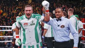 Усик надви Чисора и взе първа титла при тежките в бокса