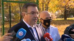 Министър Ангелов: Не си правете тестове за COVID-19 , ако нямате симптоми