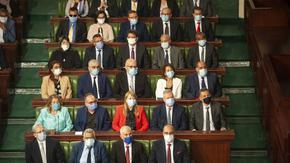 Парламентът на Тунис избра кабинет за трети път от миналата година