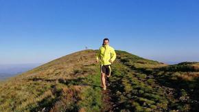 Божидар Антонов изкачи последователно Ботев, Мусала и Вихрен за малко над 26 часа