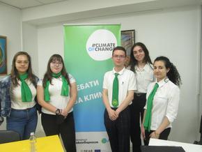 Ученически отбор по дебати от Шумен спечели национален турнир