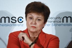 Кристалина Георгиева обвини предшественика си в Световната банка