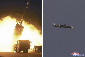 Северна Корея тества нов тип крилати ракети с голям обсег