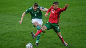 Футболните национали се пребориха за първа точка в квалификациите