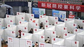 Китай ваксинира масово ученици след ръст на заразените