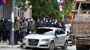 Сърбин е прострелян в Косово при сблъсъци заради операция срещу контрабандата