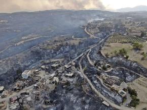 Евакуират туристи от Мармарис и Бодрум