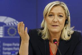 Льо Пен отново е шеф на френската крайна десница