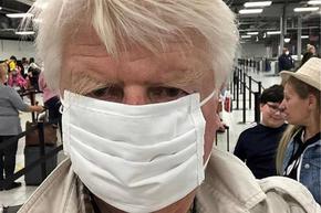 Въпреки мерките: бащата на Борис Джонсън влязъл в Гърция през България, пишат гръцки медии