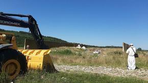 Прокуратурата твърди, че фирма на Бобокови е заровила опасни отпадъци край Червен бряг