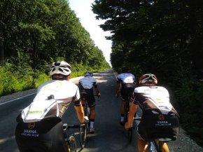 """Стартира първото колоездачно състезание за купа """"Никола Козлево"""""""