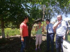 Мобилни групи на полицията проведоха срещи с жители на села от общините Нови пазар и Каспичан