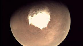 Учени твърдят, че са открили три нови езера под повърхността на Марс