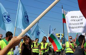 """""""Автомагистрали - Черно море"""" получиха 9,2 млн. лв. от държавата, ще се разплатят с работниците"""