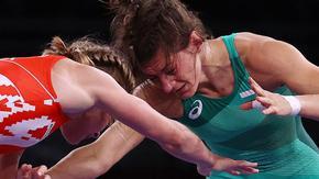 С туш Евелина Николова спечели бронз в борбата