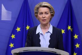 Фон дер Лайен: ЕС трябваше да мисли повече за производството на ваксини