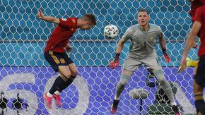 Испания срещна непробиваема защита и стъпи накриво срещу Швеция
