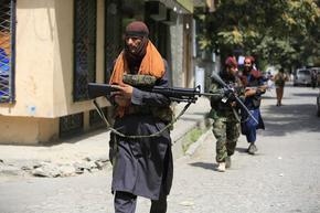 Талибаните въведоха комендантски час в Кабул