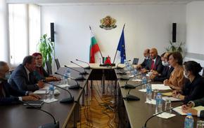 Посланикът на Република Турция у нас Н.Пр. г-жа Айлин Секизкьок с първо официално посещение в Шумен