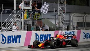 С безгрешно състезание Верстапен спечели първия старт в Австрия