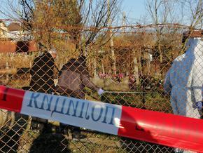 """Има задържан за убийството на семейството във вила в местността """"Под манастира"""""""