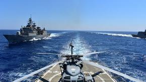 Германия призова за край на военните маневри в Източното Средиземноморие