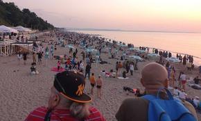 Хиляди посрещнаха Джулай морнинг на морския бряг