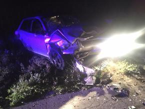 Трима пострадаха при пътен инцидент край Каспичан