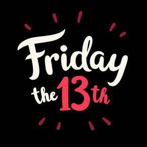 Най-абсурдните суеверия за петък 13-и